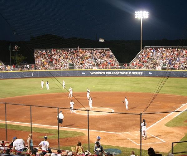 ASA world series 2010 ball field