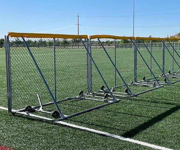 5x10 sportafence panel